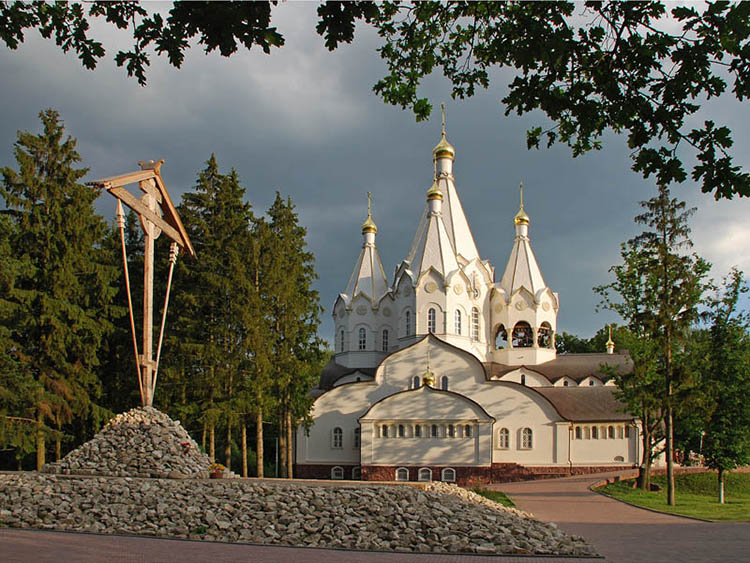 Church of the Holy New Martyrs of Russia, Butovskij Poligon