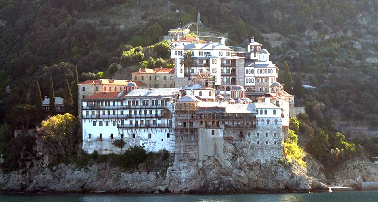 Gregoriou Monastery, Mount Athos
