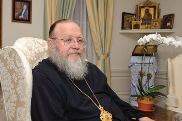 Metropolitan Hilarion, First Hierarch of ROCOR