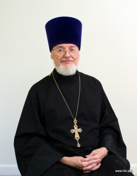 Father Alexander Webster, Dean of Holy Trinity Orthodox Seminary