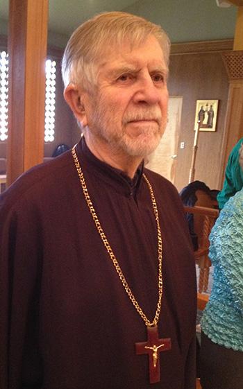 Archpriest Alvian Smirensky