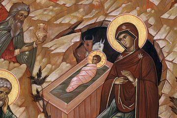Icon of the Nativity of Christ