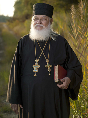 Photo of Protopresbyter Valery Lukianov