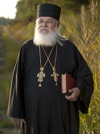 Photo of Protopresbyter Valery Lukianov