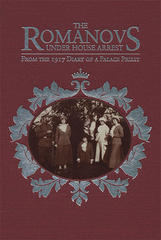 "Cover of ""The Romanovs Under House Arrest"""